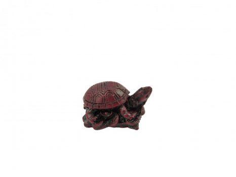 Teknős figura 5X3 cm