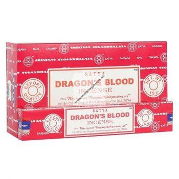 Dragon'S Blood-Sárkányvér Satya Füstölő