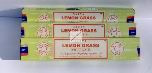 Satya Lemongrass Citromfű Füstölő