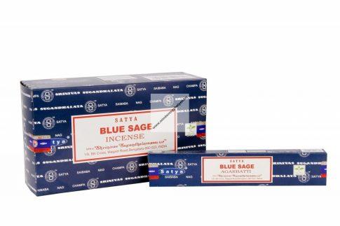Blue Sage-Kék Zsálya-Satya