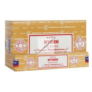Myrrh-Mirha