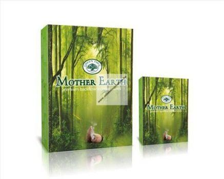 Green Tree-Mother Eart-Földanya-Back Flow-lefelé áramlós kúp