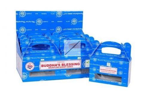 Satya Backflow-Buddha Blessing