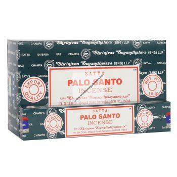 Palo Santo Satya Maszala Füstölő