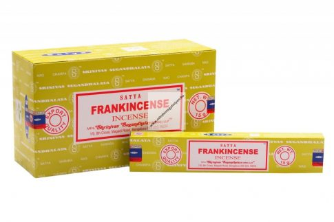 Satya Frankincense-Tömjén Füstölő