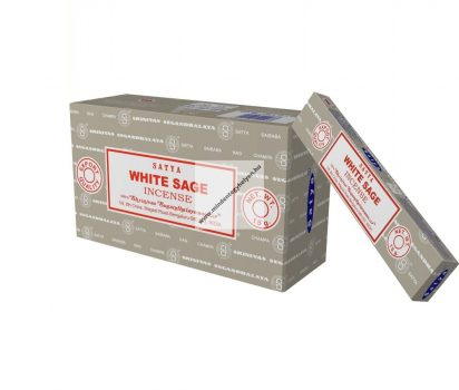 Satya White Sage-Fehér Zsálya