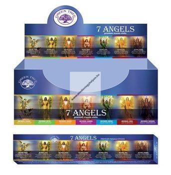 Green Tree-7 Angels-Hét Arkangyal