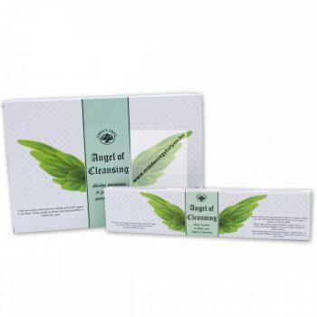 Green Tree-Angel of Cleasing-Angyal Tisztító Masala Füstölő