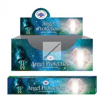 Green Tree-Angel Protection-Angyalvédő