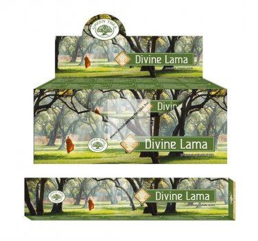 Green Tree-Divine Lama-Isteni Láma