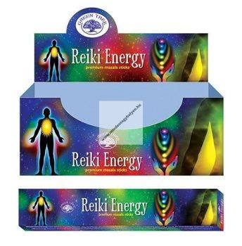 Green Tree-Reiki Energy-Reiki Energia