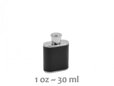 Mini fekete flaska