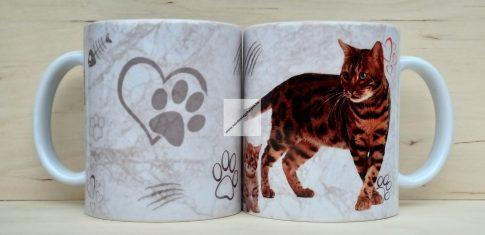 Bengáli cica