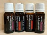 Gladoil -Fleurita illatkeverék -Illóolaj